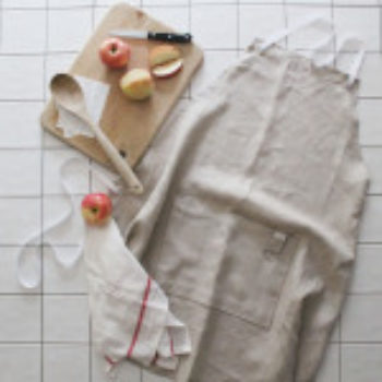 DIY Project: Simple Linen Apron