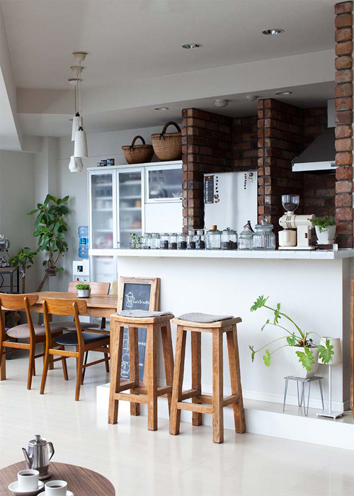 The Charm of A Cafe From The Comfort of Home – Design*Sponge