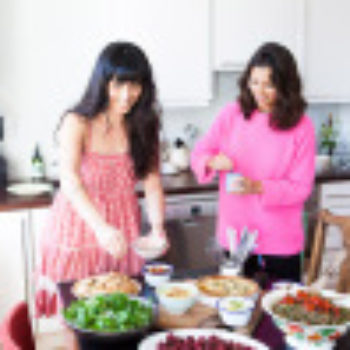 Interview + Chicken Pho Recipe with Hemsley + Hemsley