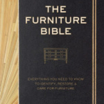 Scavenging With <em> The Furniture Bible&#8217;s</em> Christophe Pourney