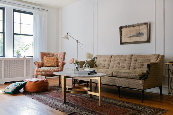 Mary and Will Spears' Philadelphia Home on Design*Sponge