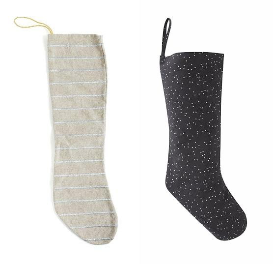 Christmas Stockings, Tree Skirts and Extras at Design*Sponge