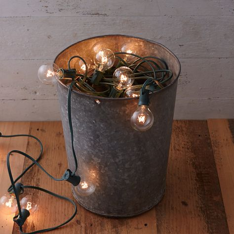 Holidays Lights and Garlands on Design*Sponge