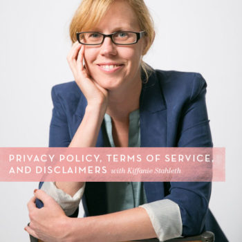 Biz Ladies: Privacy Policy, Terms of Service, and Disclaimers