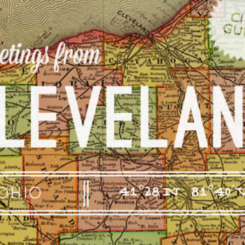 Cleveland City Guide {UPDATE}
