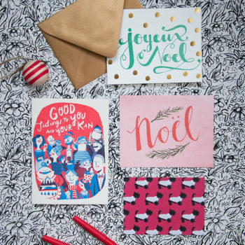 Gift Guide 2014: Our favorite cards, tags, and gift wrap