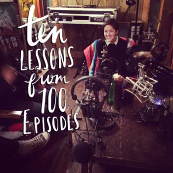 What I've Learned from 100 Radio Shows