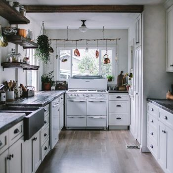 A Kitchen Remodel Fit for a Cookbook