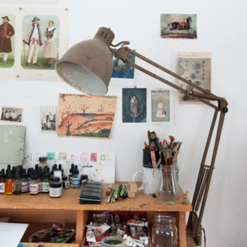 Studio Tour: Giselle Potter