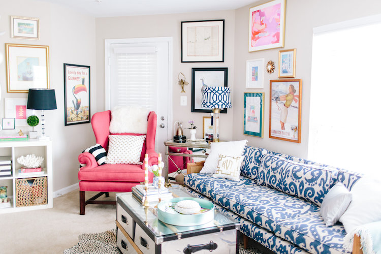 A Whimsical Apartment for Two in Columbia, MD