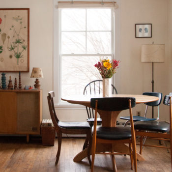 Two Artists Find Home In A Charm-Filled 1900 Farmhouse