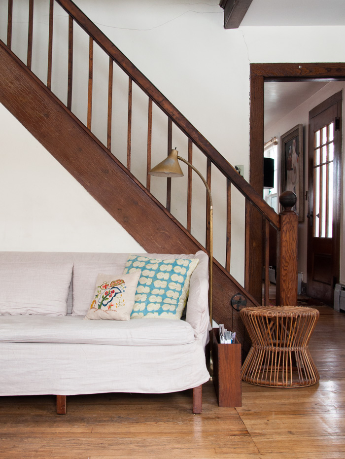 Two Artists Find Home In A Charm-Filled 1900 Farmhouse ...