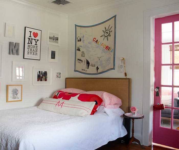 Annie Diamond's Home Tour on Design*Sponge