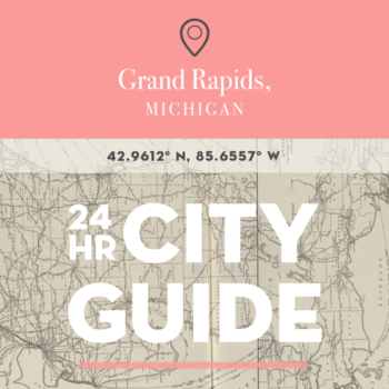 City Guide: 24 Hours in Grand Rapids, MI