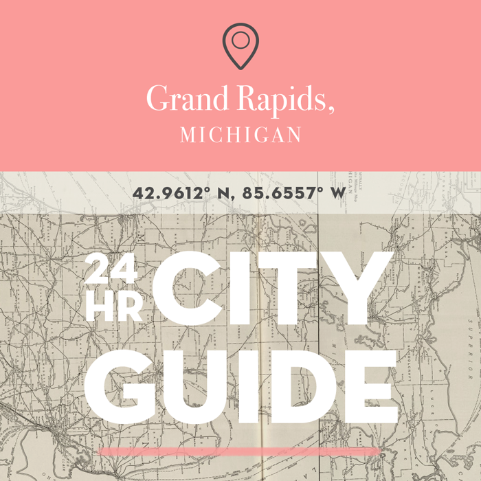 Grand Rapids, Michigan City Guide