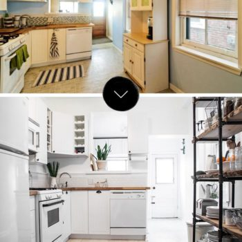 Before & After: Christina's Kitchen