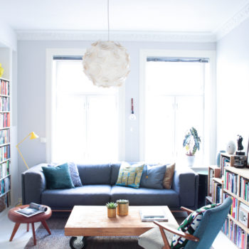 "A ""Charmingly Off-Level"" Oslo Apartment"