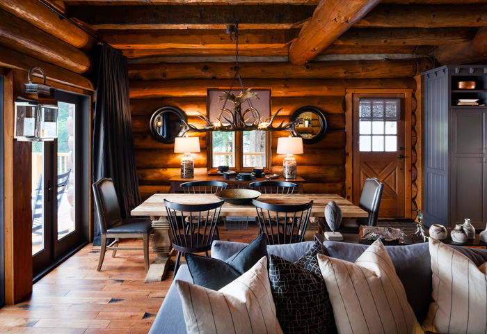 Cabin Pressure: Colin & Justin's Canadian Cottage Transformation