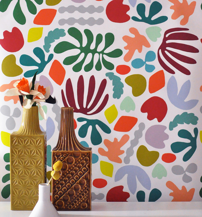 Kate Zaremba Wallpaper Design Sponge