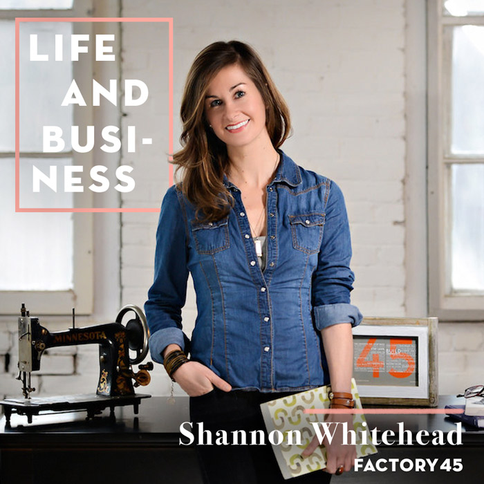 Life & Business: Shannon Whitehead