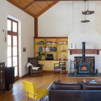 A Stone Farmhouse With Room to Roam