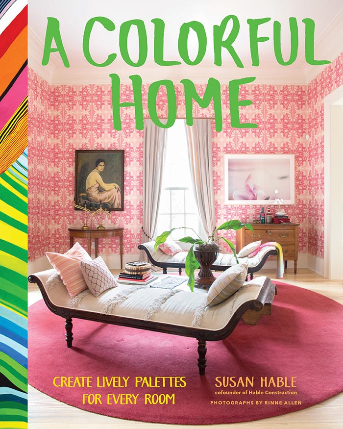 A Colorful Home by Susan Hable and Rinne Allen – Design*Sponge