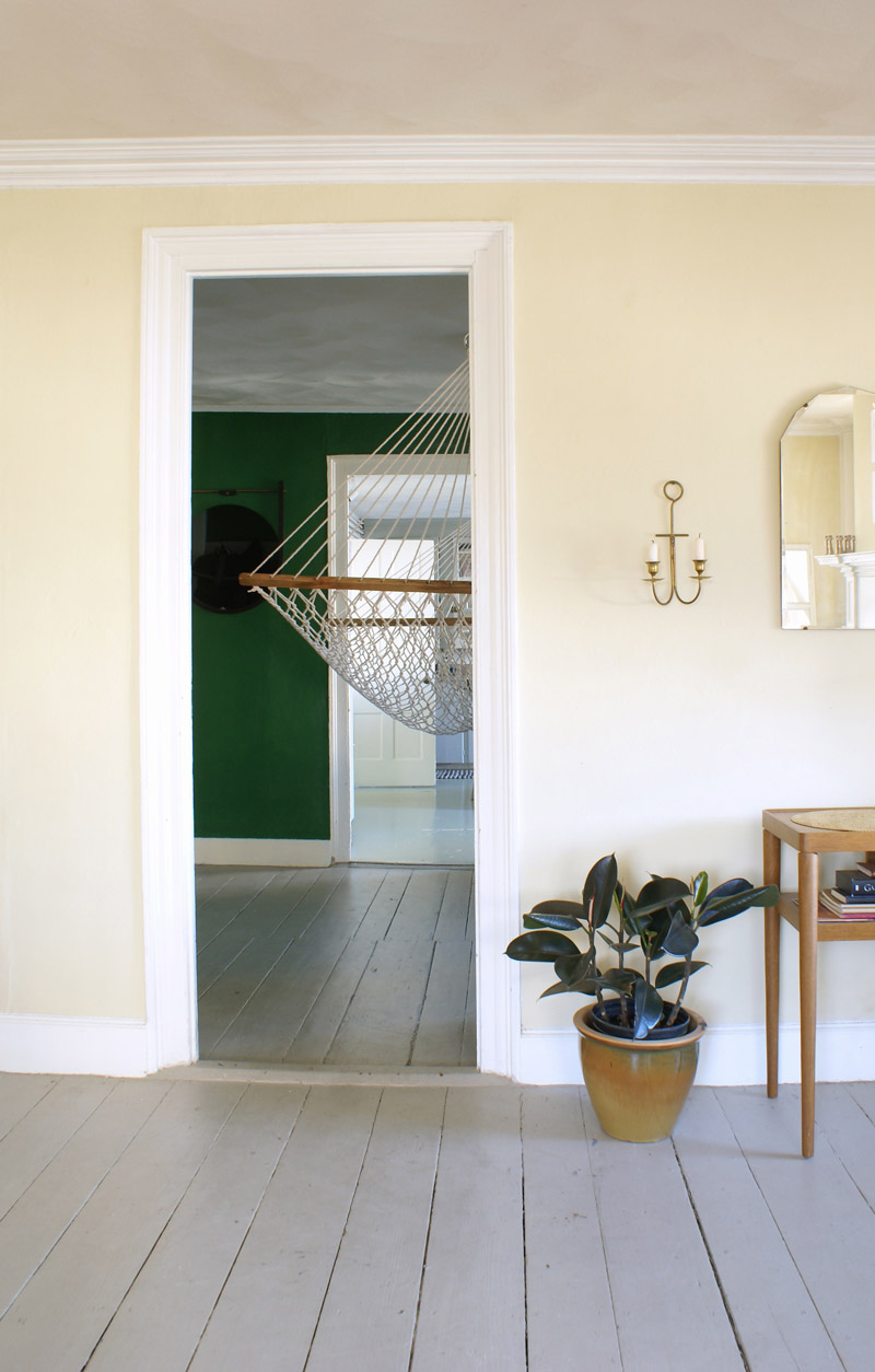 A Cool, Calm and Coastal Historic Home on Design*Sponge