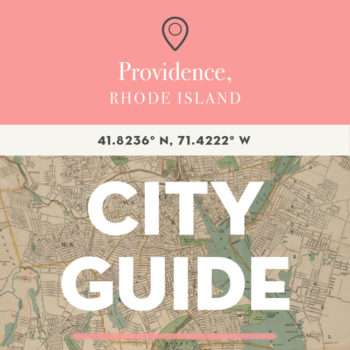 Providence, RI City Guide Update