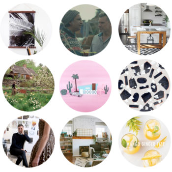 Naps, Bubble Baths, The Company of Loved Ones + Best of The Web