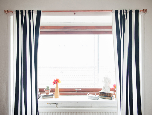 Home ec how to save money on window treatments designsponge 113 copper curtain rods solutioingenieria Images
