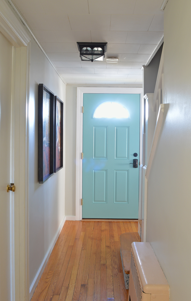 Before & After: Sage's Entryway Makeover, Design*Sponge