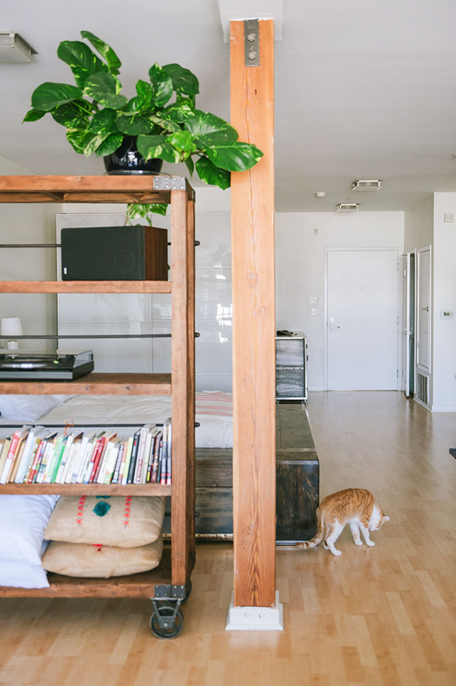 A Lovely and Intentional Los Angeles Loft | Design*Sponge