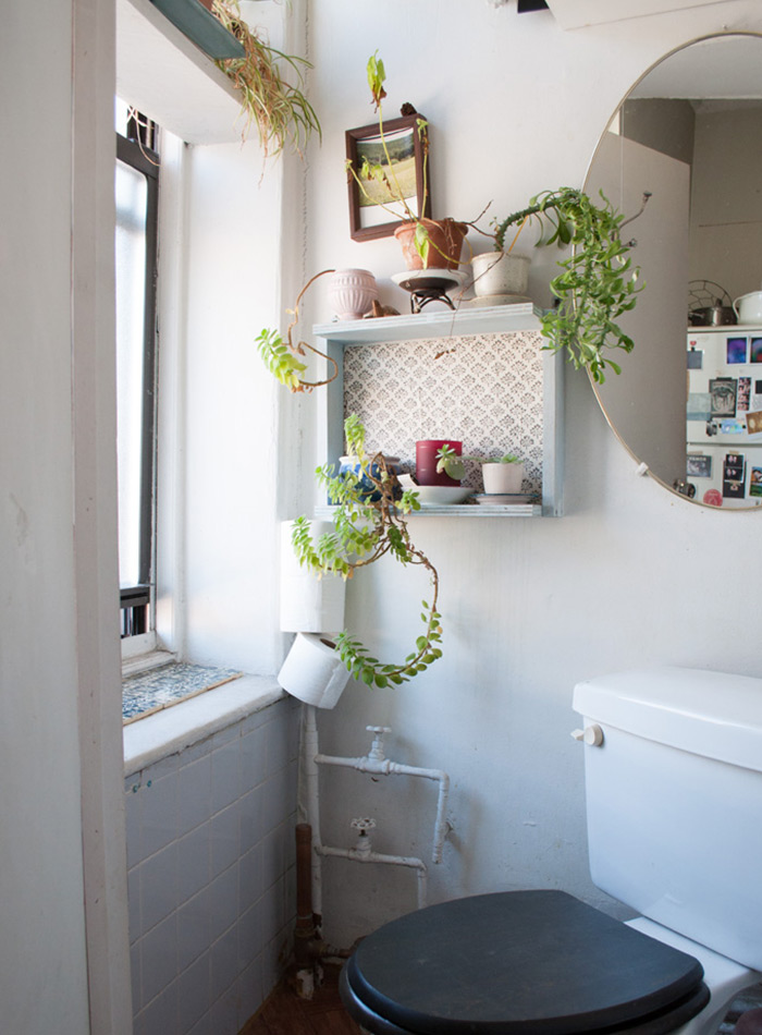 The Curated Quarters of a Prop Stylist, Design*Sponge