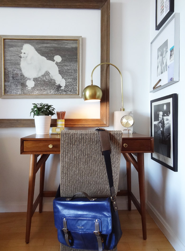 Sizable Style on the Smaller Side: A Manhattan Studio, Design*Sponge
