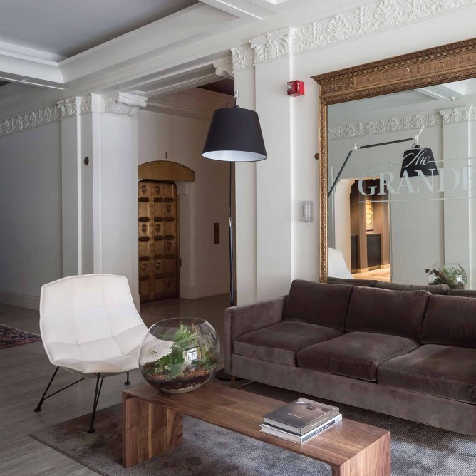 Philly's ROOST Apartment Hotel Design*Sponge