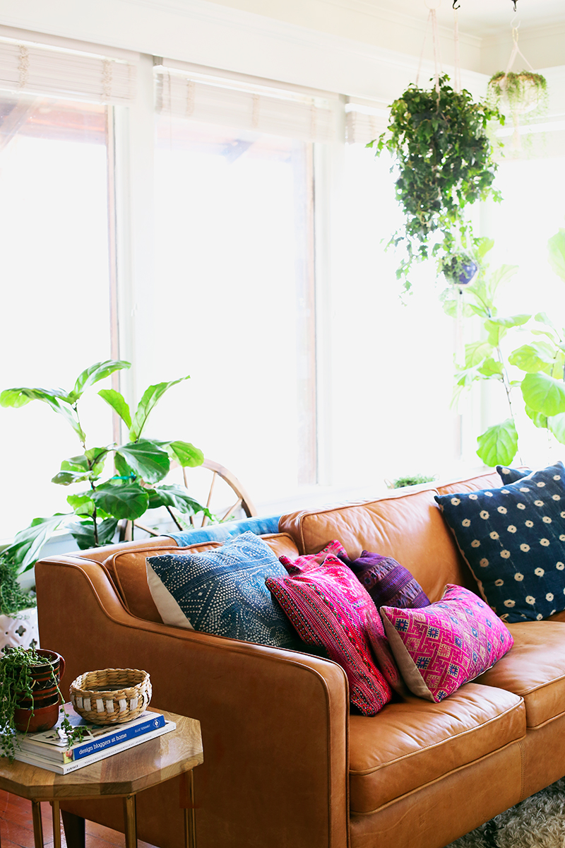An Inspired, Bohemian Home in the California Desert | Design*Sponge