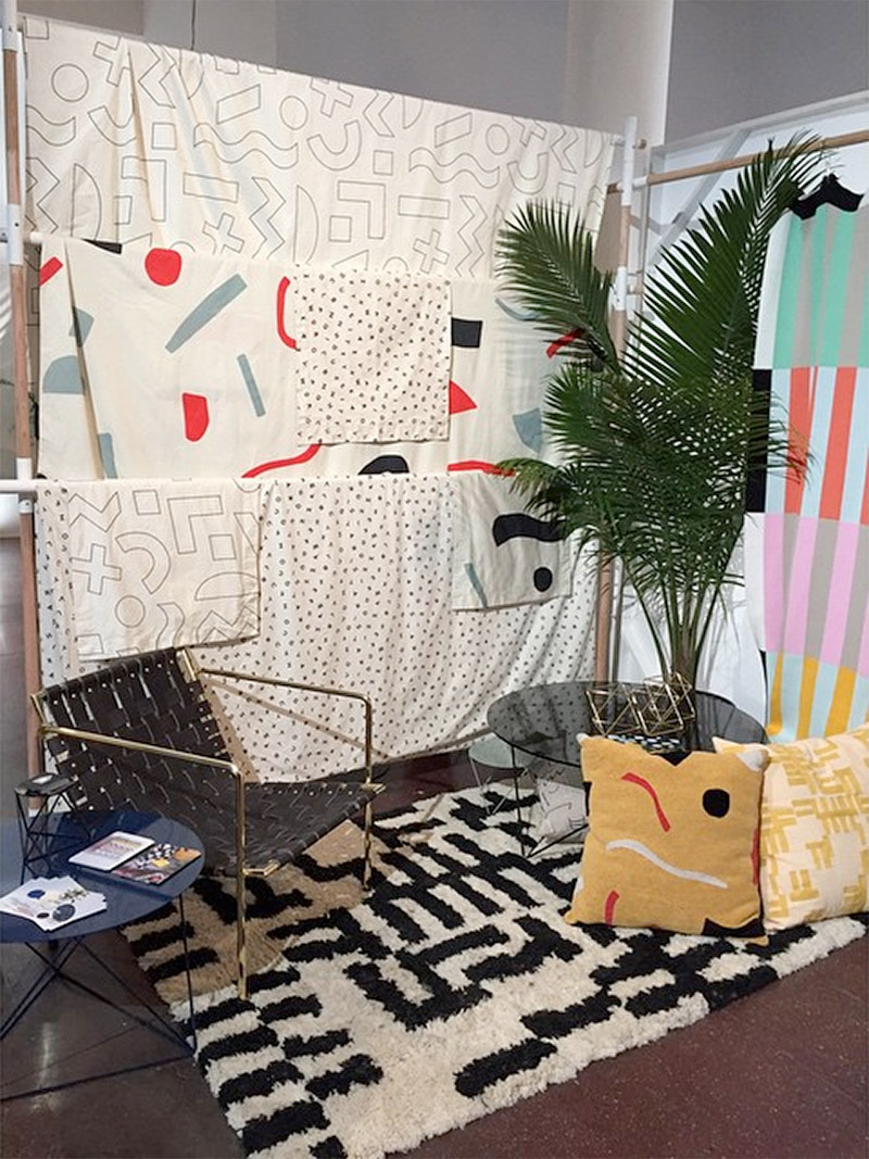 NYCxDESIGN 2015 Trends We Love: Graffiti Print, on Design*Sponge