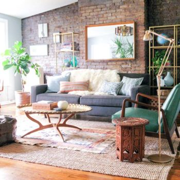 A Grown-Up Brownstone in Brooklyn Heights