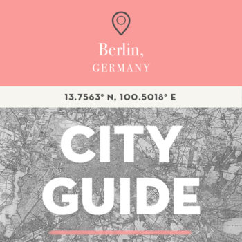 Berlin, Germany City Guide