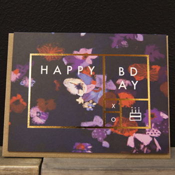 Best of the National Stationery Show: Gold Foil