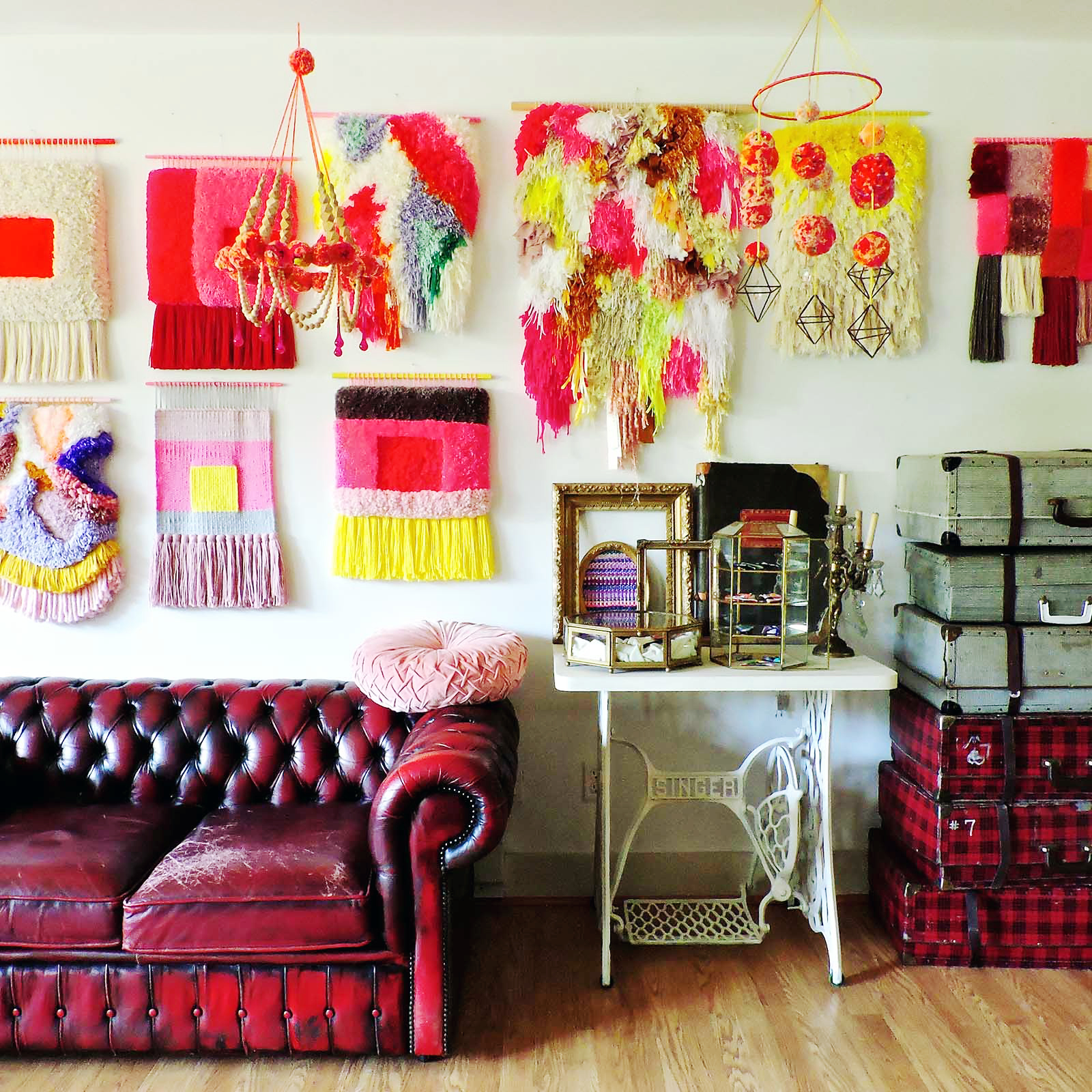 Studio Tour: Judit Just, on Design*Sponge