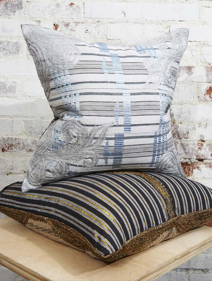 Aramide Diallo Pillow from Oroborostore