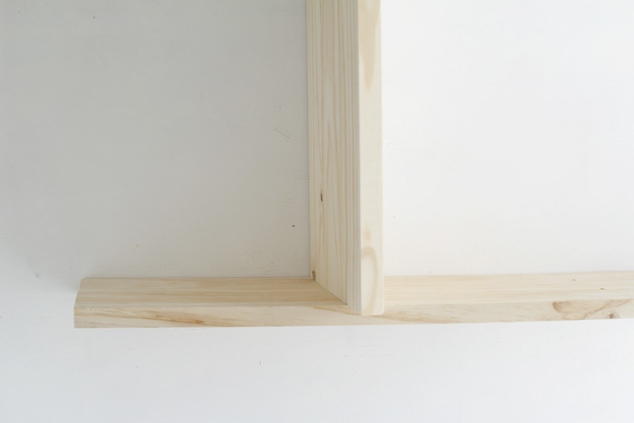 DIY Ladder Shelf 13