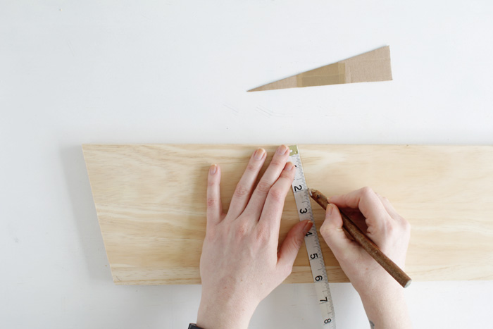 DIY Ladder Shelf 7