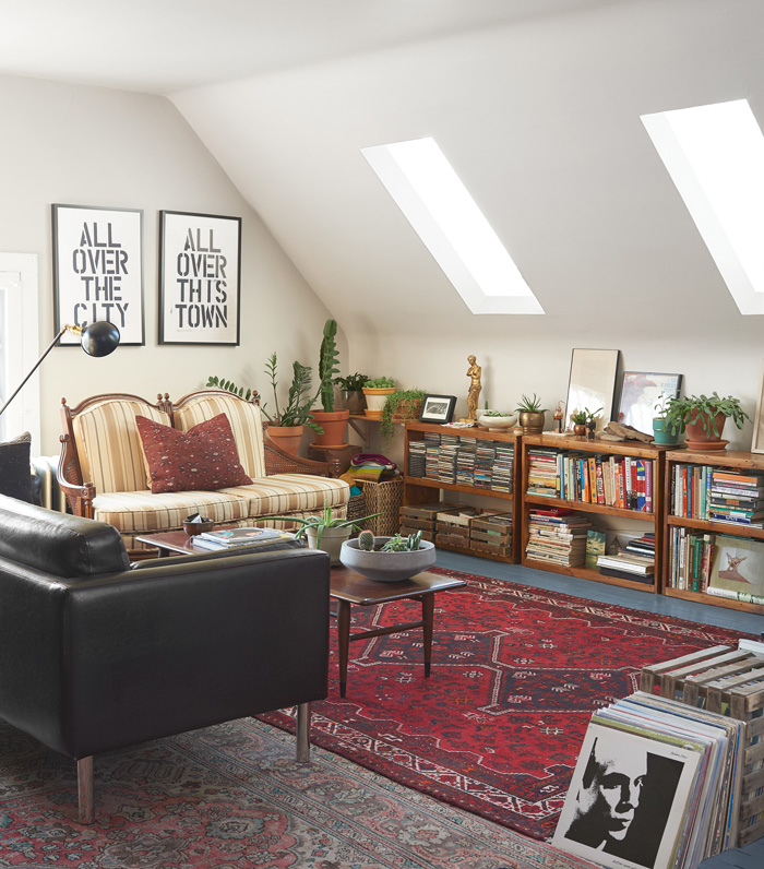 In Minneapolis, Crafting a Space for Home and Work