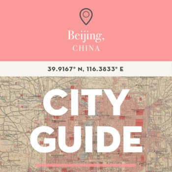 Beijing, China City Guide