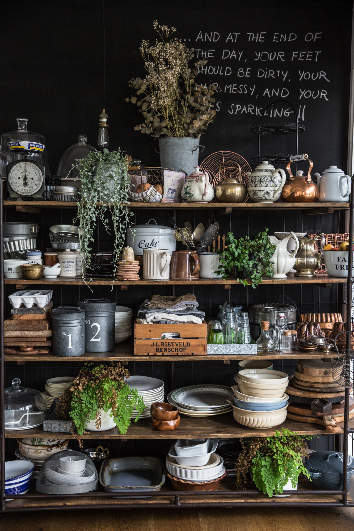 Sneak Peek: Check Out the Cook Republic Kitchen Designed to Share, on Design*Sponge
