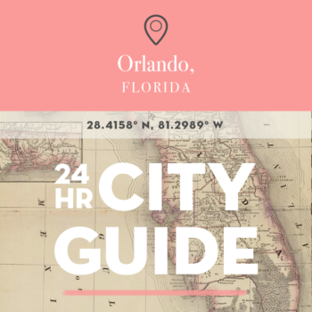 24 Hours in Orlando, FL