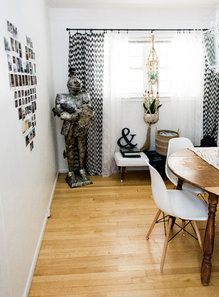 Thrifty Glitz in the Motor City, Design*Sponge