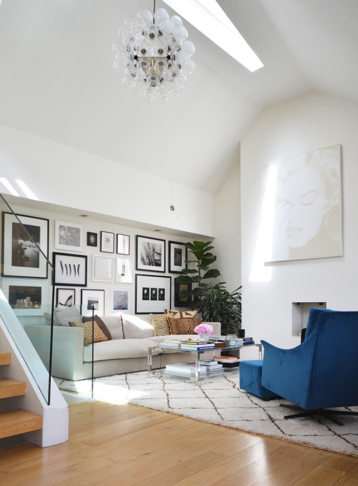A London Flat Filled with Light, Design*Sponge